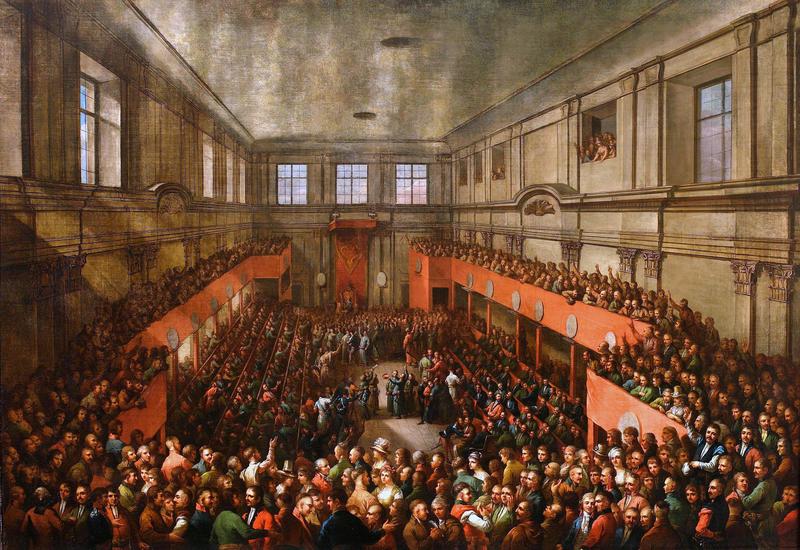 Konstytucja 3 Maja I Rozbiory Polski A Węgry Między Krytyką