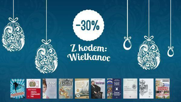 Promocja e-booków Histmag.org na Wielkanoc