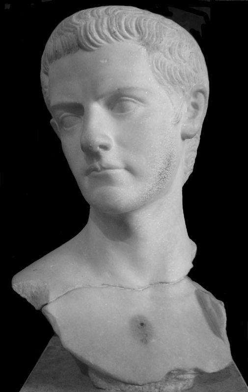Kaligula Cesarz O Dwóch Obliczach Portal Historyczny