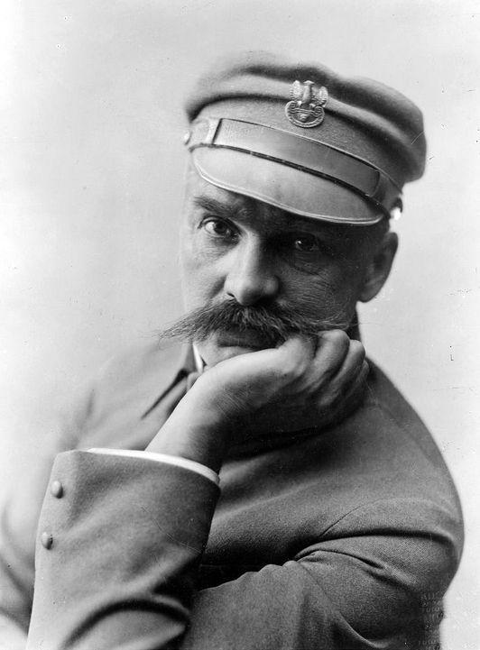 Józef Piłsudski Z Trochę Innej Strony Portal Historyczny
