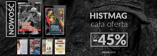 Promocja e-booków Histmag.org w Ebookpoint