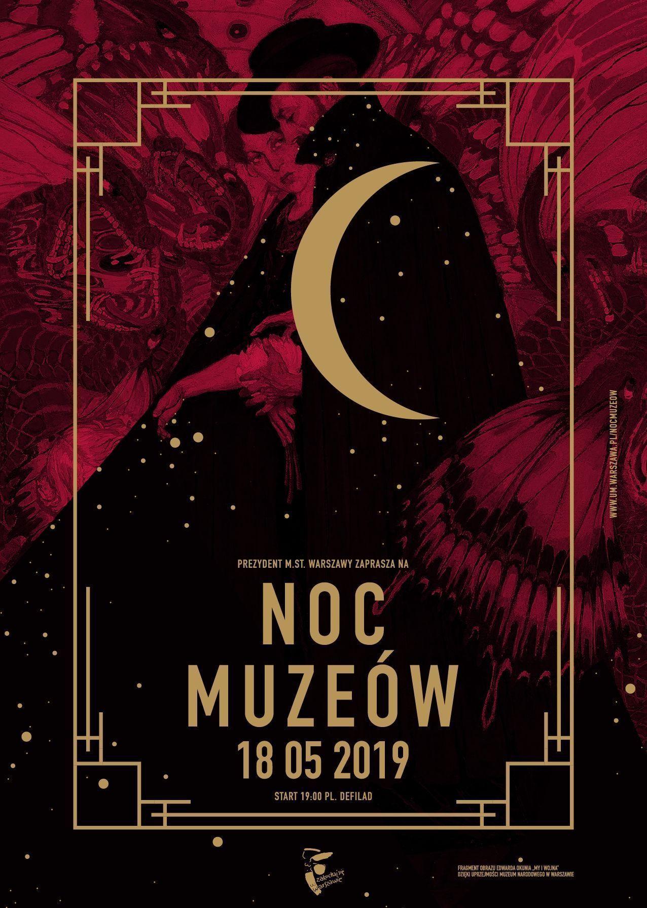 Noc Muzeów 2019 Warszawa Program Lista Muzeów Portal