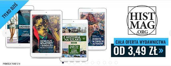 Promocja e-booków Histmag.org w Publio