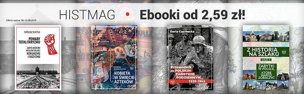 Promocja e-booków Histmag.org w Woblink.com