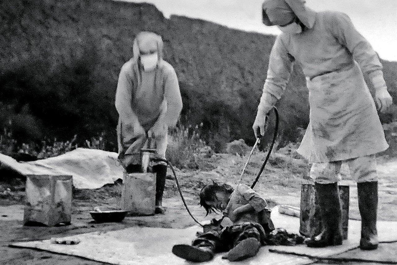 Bestie w ludzkiej skórze. Japońskie zbrodnie w czasie II wojny światowej