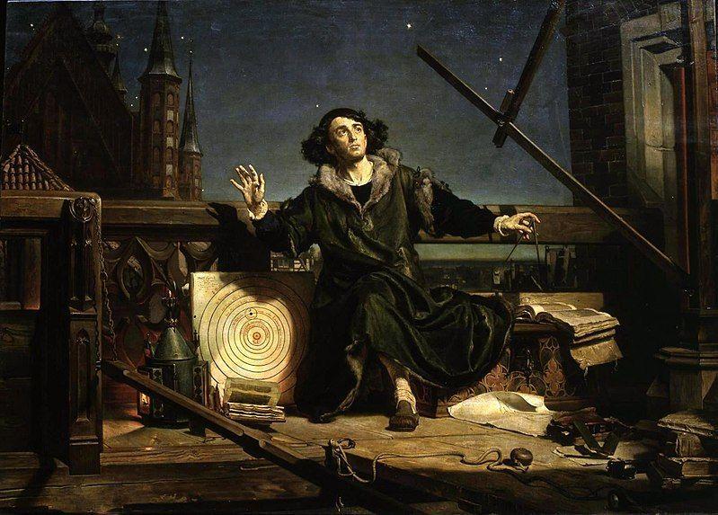 """Mikołaj Kopernik: astronom, który """"wstrzymał Słońce i ruszył Ziemię"""""""