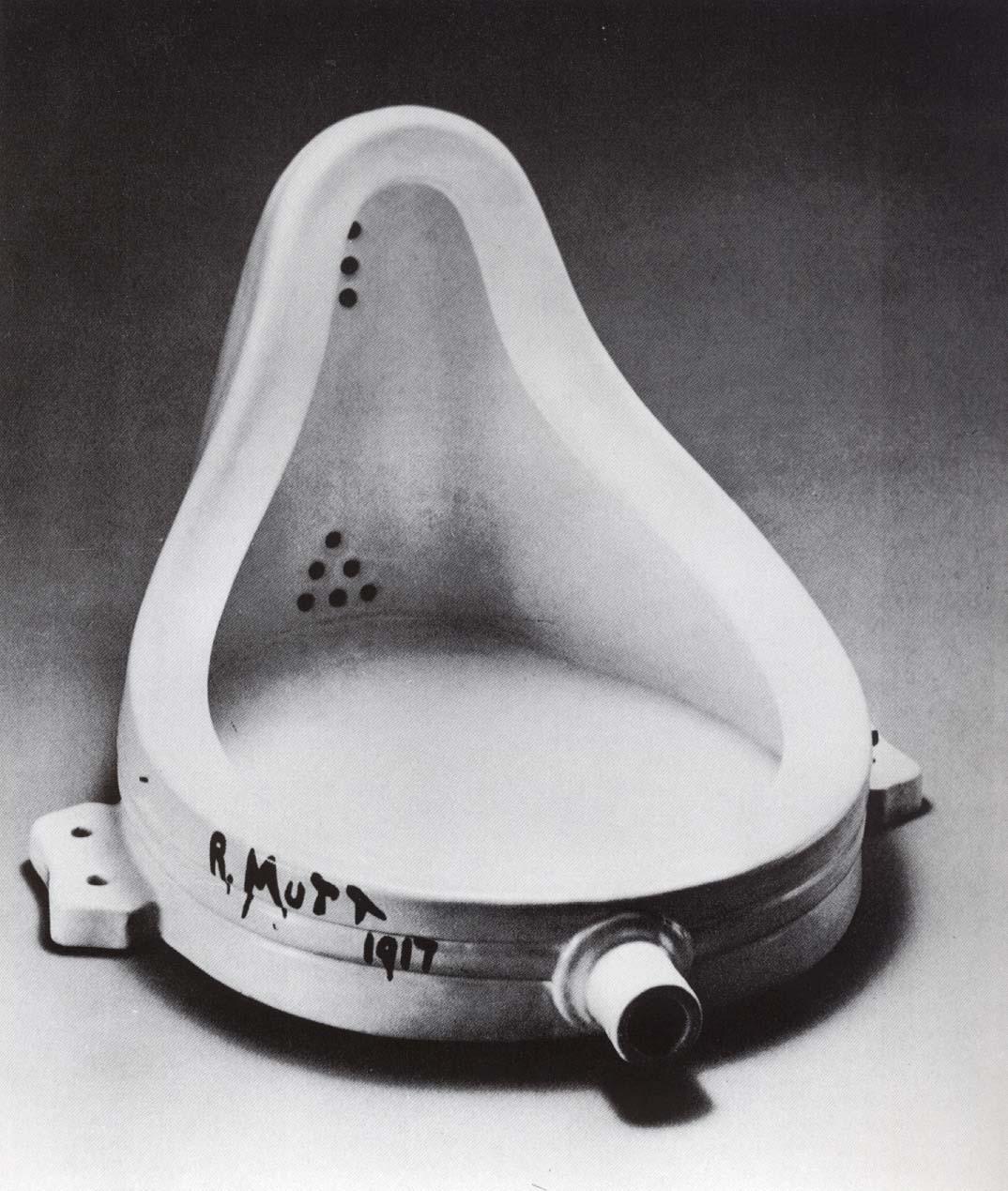 """Fontanna"" Duchamp"