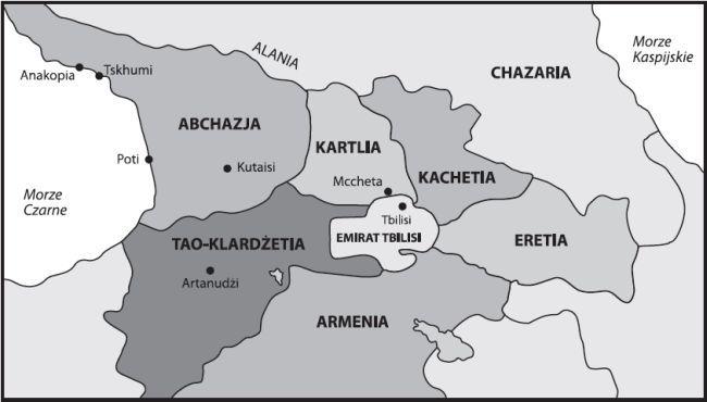Datowanie granic wieku w Gruzji