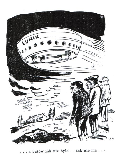 Karykaturalny obraz sąsiadów. Rosjanie w humorze polskim okresu PRL