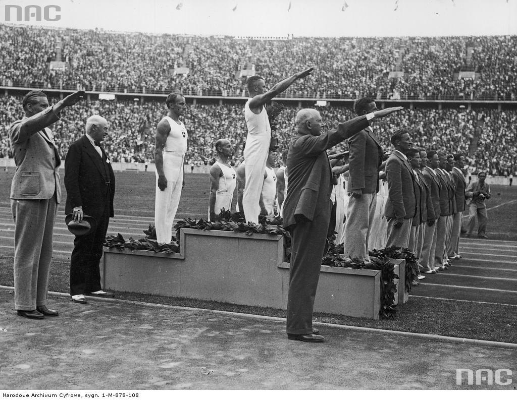 Igrzyska Olimpijskie W Berlinie 1936 W Filmie I Na