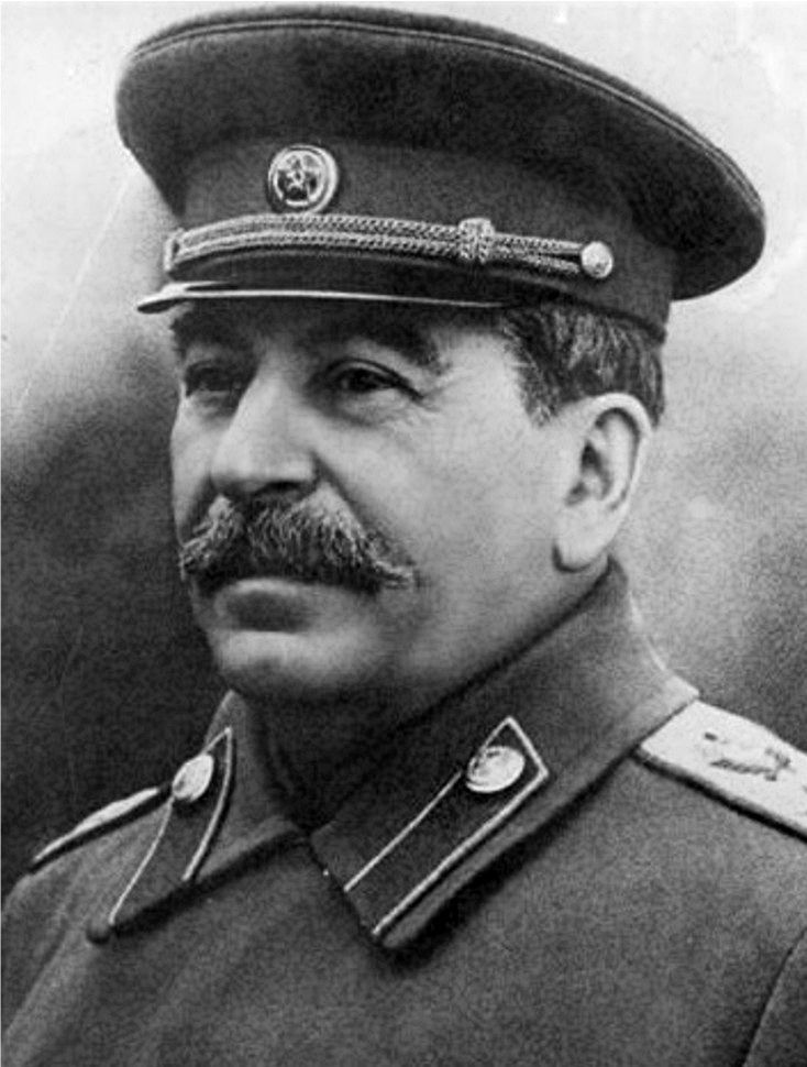 A comparison of adolf hitler and joseph stalin two leaders in the second world war