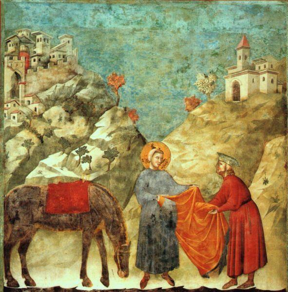 Prawdziwy w franciszek z asy u rozwa ania portal for Immagini da colorare di san martino