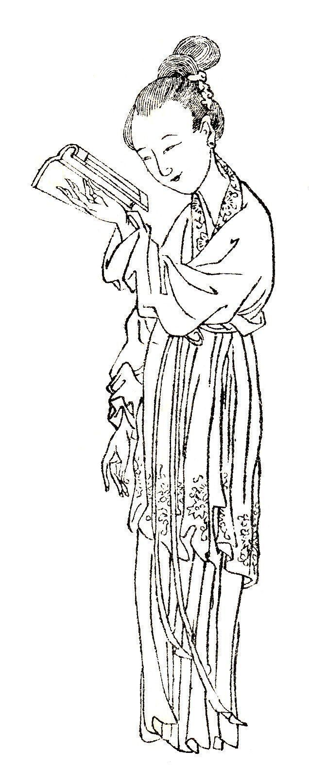 ban zhao and lessons women Throughout the chinese history, ban zhao is the first and the most highly esteemed female historian despite her education, accomplishments, and family background, she wrote the lessons for women advising women to be submissive to their husbands and teaching them the proper demeanors.