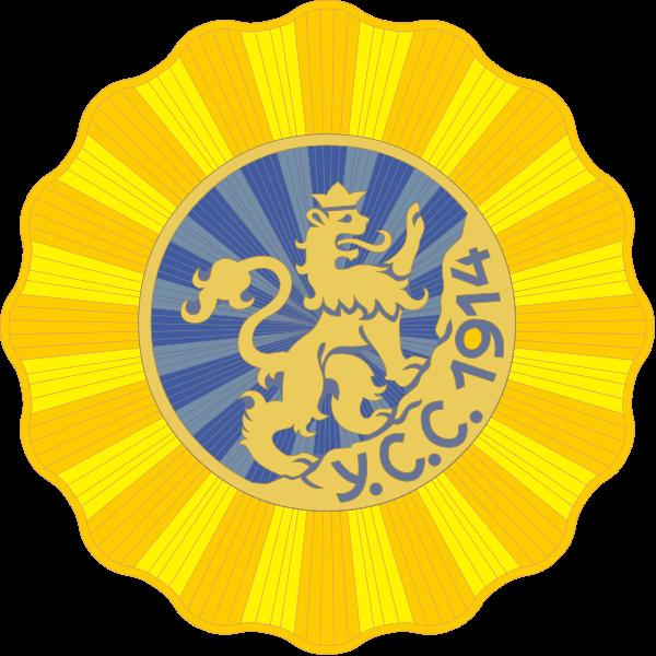 Герб украины как рисовать