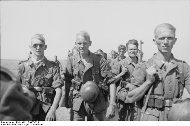 Randki z żołnierzami niemcy