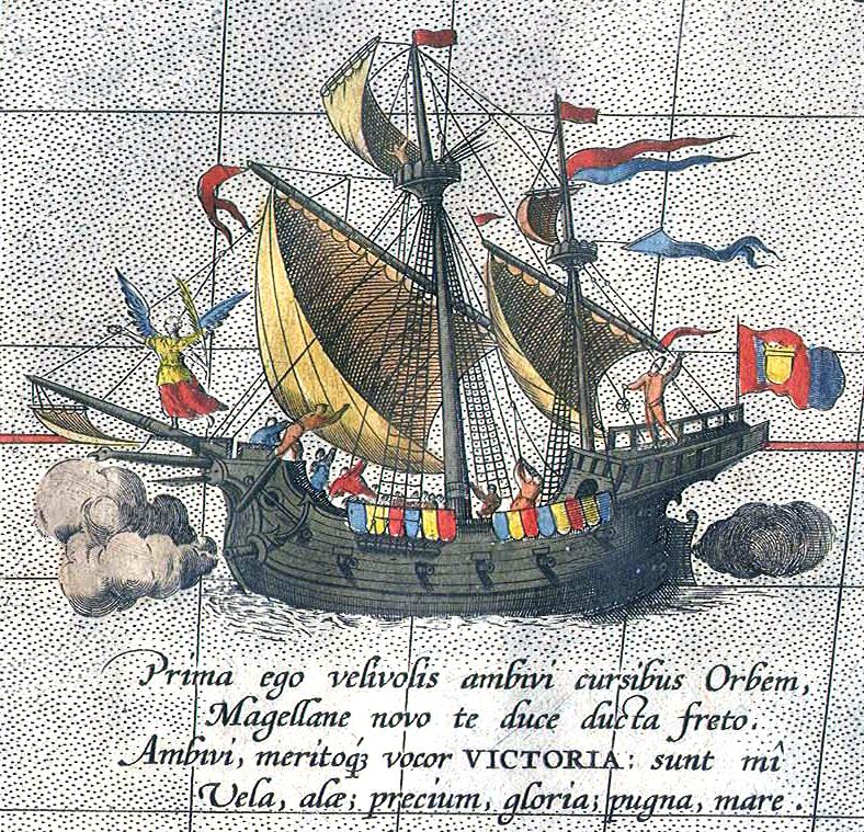 Europejczycy odkrywają Filipiny, czyli kto zabił Ferdynanda