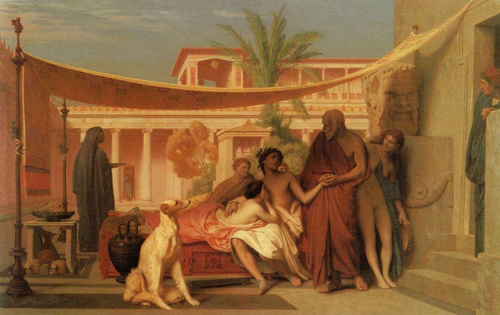 Greckie hetery staro ytne luksusowe prostytutki portal historyczny historia dla - Casa asia empleo ...
