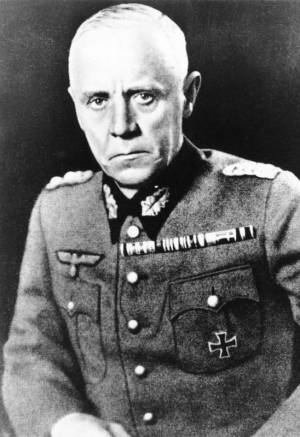 generał Ludwig Beck Operacja Walkiria