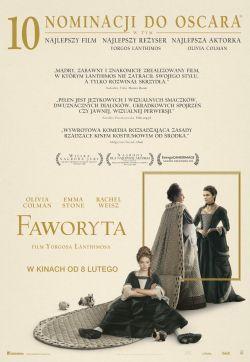 """""""Faworyta"""" – reż. Yorgos Lanthimos – recenzja i ocena filmu - ocena"""
