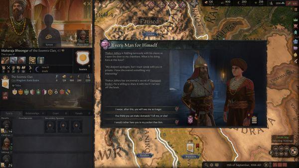Crusader Kings III - recenzja i ocena, mat. pras.