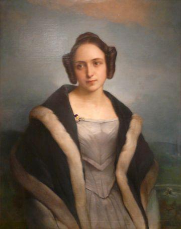 Czartoryscy Anna z Sapiehów Czartoryska