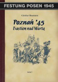 """Günther Baumann – """"Bastion nad Wartą"""" tom 1 i 2 – recenzja i ocena - okładka"""