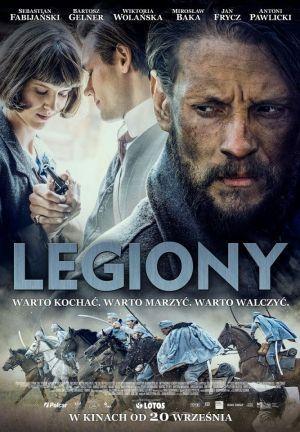"""""""Legiony"""" – reż. Dariusz Gajewski – recenzja i ocena filmu - plakat"""
