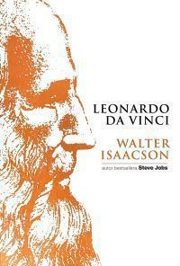 "Walter Isaacson - ""Leonardo da Vinci"" - okładka"