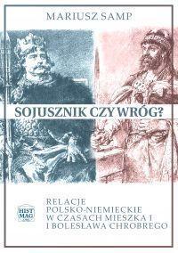 Sojusznik czy wróg - Mariusz Samp - okładka
