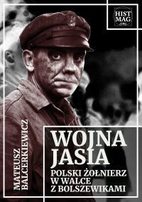 Mateusz Balcerkiewicz Wojna Jasia okładka