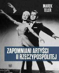 Marek Teler - Zapomniani artyści II Rzeczypospolitej - okładka