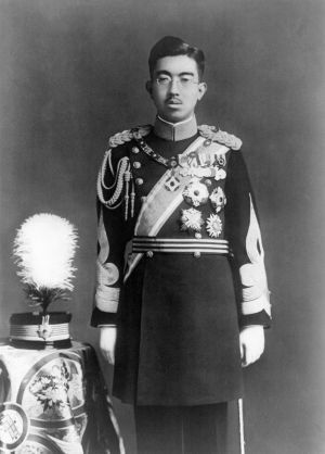 Hirohito w 1935 r.