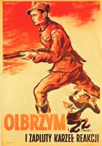 Najciekawsze Plakaty Propagandowe Prl Galeria Portal