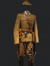 mundur, wykleci