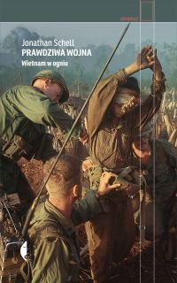"""Prawdziwa wojna. Wietnam w ogniu"""" – okładka"""