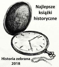 Historia Zebrana 2018 logo plebiscytu