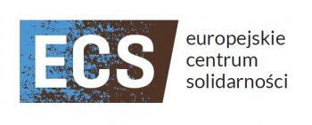 logo Europejskiego Centrum Solidarności