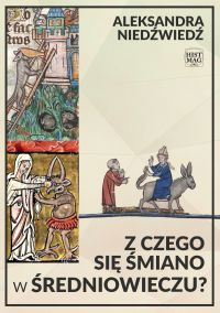 Z czego się śmiano w średniowieczu - okładka