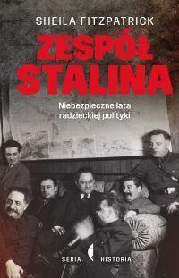 Zespół Stalina - okładka książki